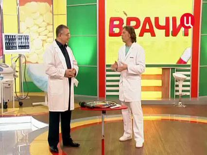 """""""Врачи"""". Ток-шоу Эфир от 13.02.2012 (00:12:23)"""