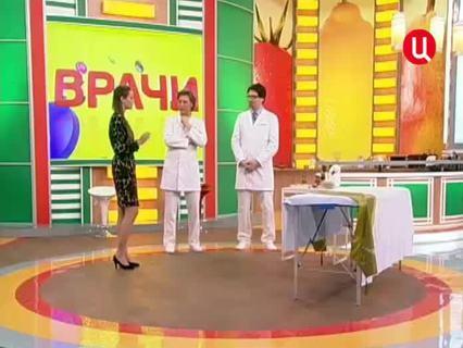 """""""Врачи"""". Ток-шоу. Эфир от 12.04.2012 (00:36:13)"""