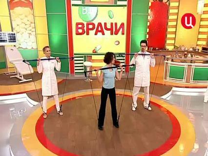 """""""Врачи"""". Ток-шоу. Эфир от 25.04.2012 (00:02:48)"""