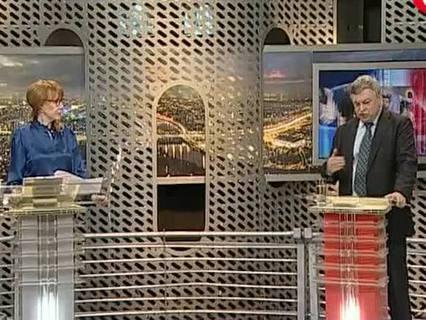 """""""Народ хочет знать"""". Ток-шоу. Эфир от 24.10.2011 (00:27:02)"""