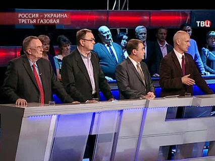 """Право голоса. """"Россия - Украина: третья газовая"""""""