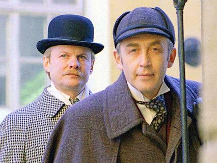 Шерлок холмс знакомство фото 329-500
