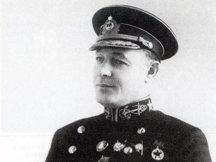 Адмирал флота СССР Николай Кузнецов