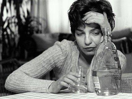 """Хроники московского быта. """"Когда женщина пьёт"""""""