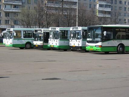 """Наша Москва. """"Автобусный парк"""""""