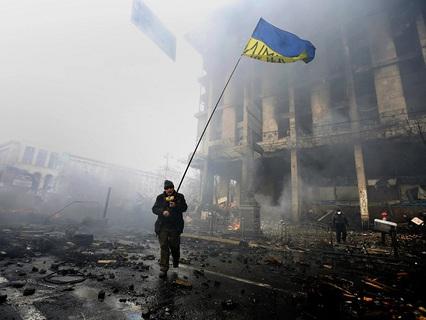 """Специальный репортаж """"Событий"""". Анонс. """"Украина. На руинах независимости"""""""