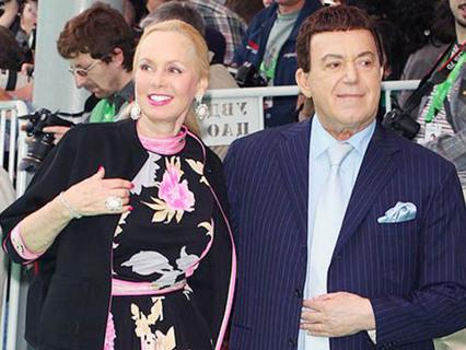 Нелли и Иосиф Кобзон