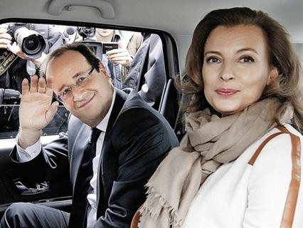 Тайные отношения французских президентов