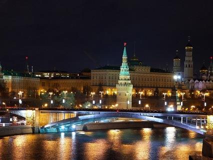 """Наша Москва. """"Ночные огни"""""""