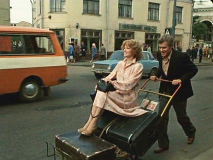 """Тайны нашего кино. Анонс. """"Вокзал для двоих"""""""