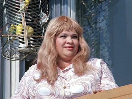 Наталья Крачковская. Слёзы за кадром