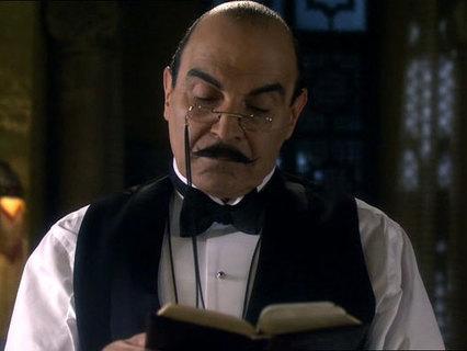 "Пуаро Агаты Кристи. Анонс. ""Двадцать четыре чёрных дрозда"""