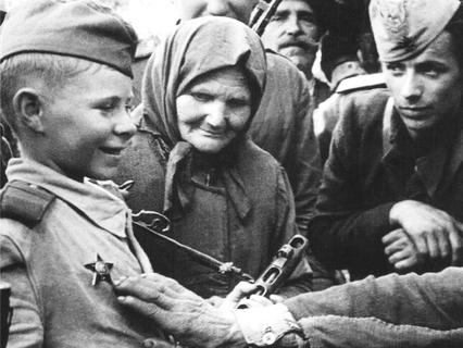 """Документальные летописи войны. """"Детство, опалённое войной"""""""