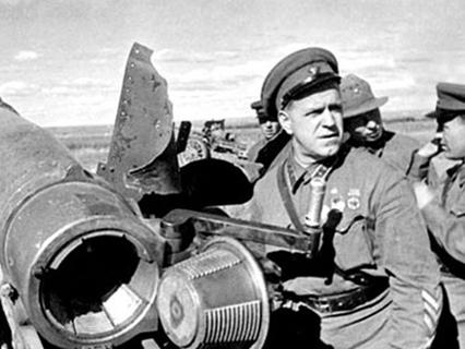 """Документальные летописи войны. """"Маршал Жуков. Первая победа """""""