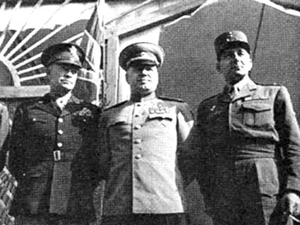 """Документальные летописи войны. """"Три генерала – три судьбы"""""""
