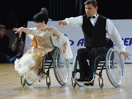 """Фактор жизни. Анонс. """"Инвалиды… на танцполе"""""""