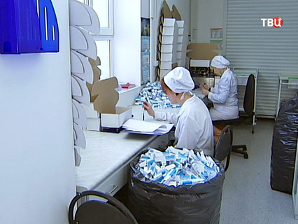 Лекарственное производство
