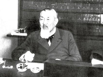 Пётр Бадмаев