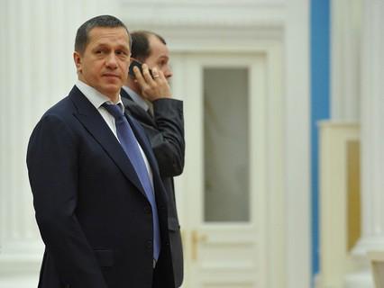Заместитель председателя правительства России, полномочный представитель президента в ДФО Юрий Трутнев