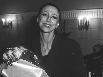 Балерина Майя Плисецкая
