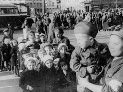 """Православная энциклопедия. """"Дети войны"""""""