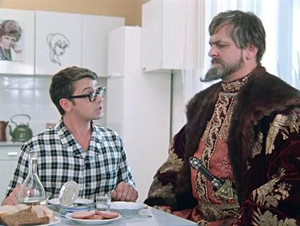 """Тайны нашего кино. """"Иван Васильевич меняет профессию"""""""