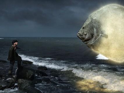 О рыбаке и его жене