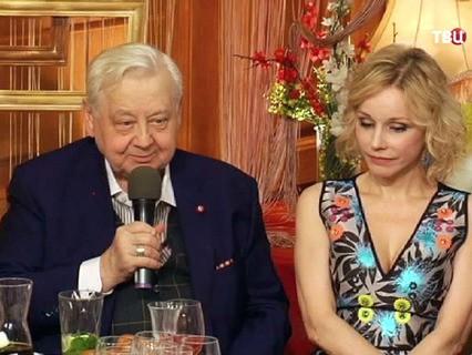 """Приют комедиантов. Анонс. """"Юбилей Табакова"""""""