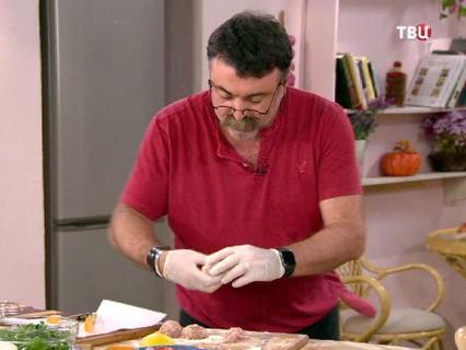 """Барышня и кулинар. """"Греческий обед"""""""
