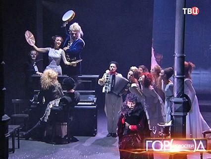Спектакль в театре имени Вахтангова