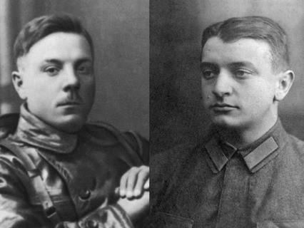 Ворошилов против Тухачевского