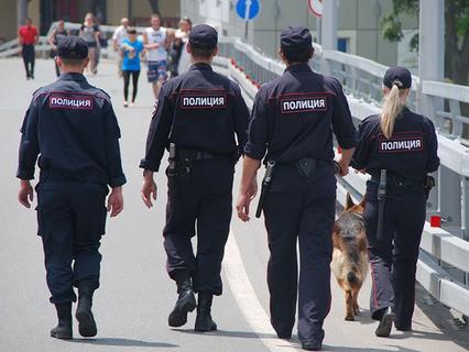 Полицейский патруль