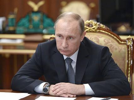 Владимир Путин провёл совещание по экономике