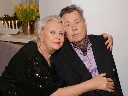 Николай Караченцев с супругой Людмилой Поргиной