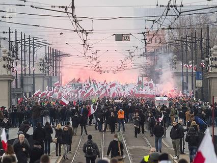День независимости в Польше