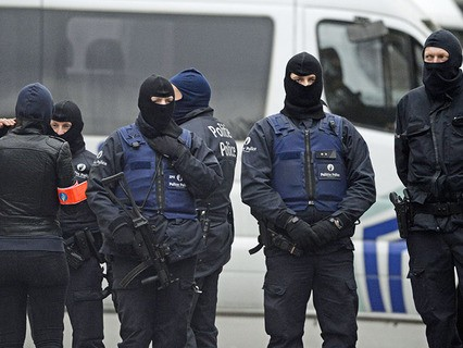 Спецоперация в Брюсселе