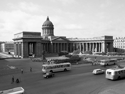 Казанский собор, 70-е