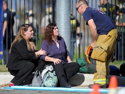 Стрельба произошла в американском штате Калифорния