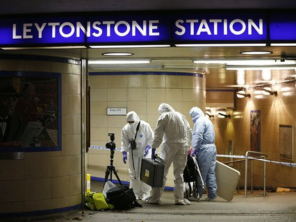 В лондонском метро произошёл теракт