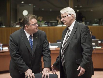 Открылась итоговая встреча Совета ЕС за 2015 год