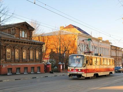 Трамвай в Нижнем Новгороде