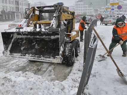 Последствия непогоды в России