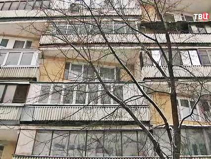 Балконы многоквартирного дома