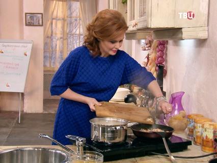 """Барышня и кулинар. """"Студенческий обед"""""""