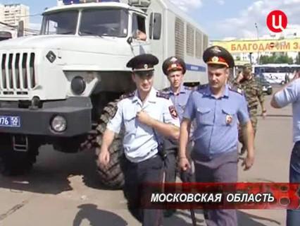 Петровка, 38. Эфир от 18.07.2013