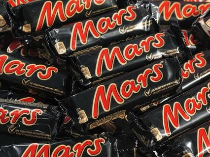 """Шоколадный батончик """"Марс"""""""