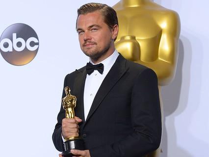 """Леонардо Ди Каприо получил свой заветный """"Оскар"""""""