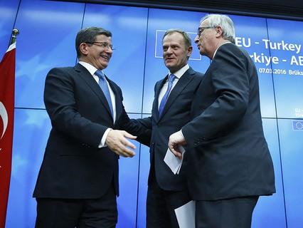 Саммит ЕС-Турция