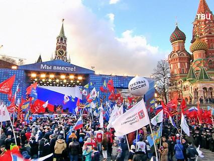 В центре событий с Анной Прохоровой. Эфир от 18.03.2016