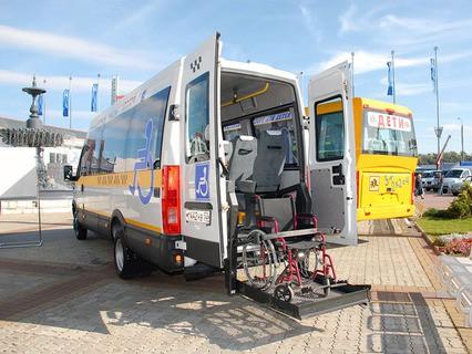 """Фактор жизни. Анонс. """"Транспорт для инвалидов и общественная инспекция"""""""